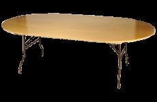 Table ovale location Tecknyscene Paray le Monial Saone et Loire Mariage